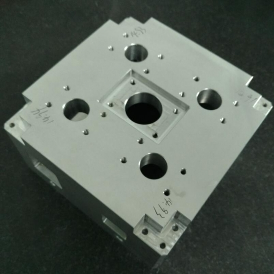 Precision Machined Cnc Part