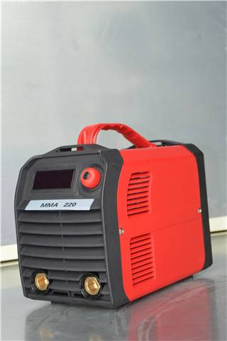 Quality inverter pulse MMA220 welding machine