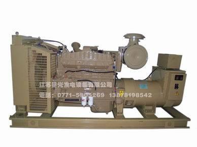 Sell Diesel Generator Set-Cummins Series Generator Set