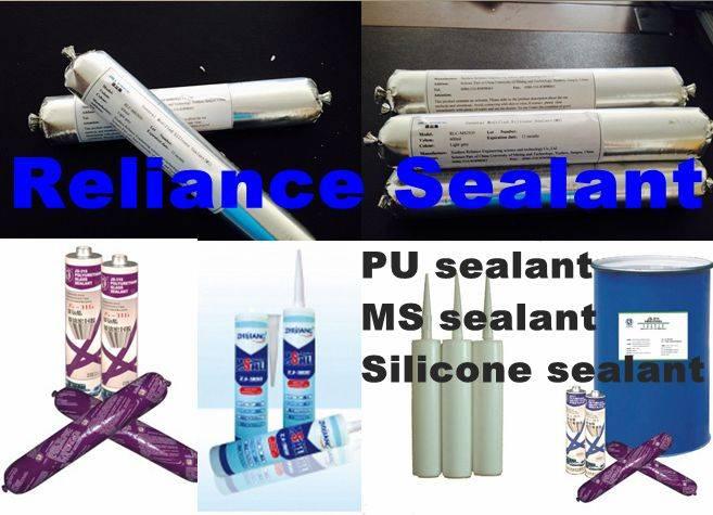Reliance/Zhijiang/Huitian/Ledar/Henkel/Sika sealant/ MS sealant/PU sealant/Silicone sealant