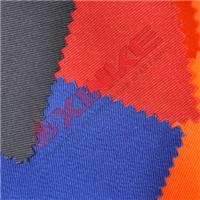 7oz twill cotton nylonflash fire garment fabric