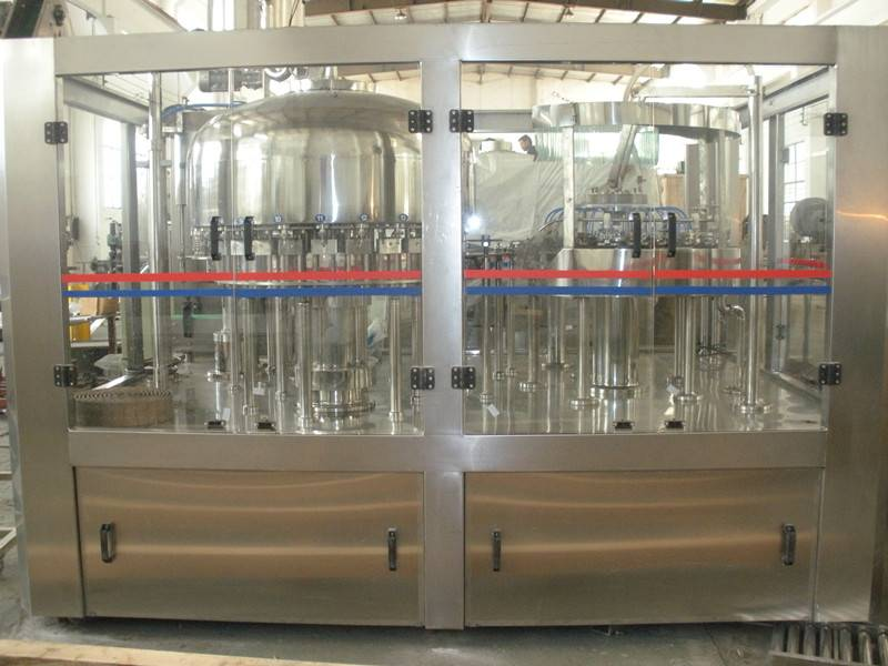 Bottle Water Filling Machine (CGF-Series)