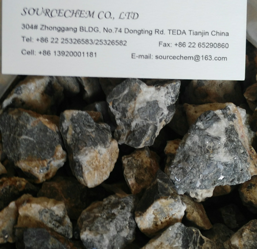 long time buyer for lead ore / zinc ore