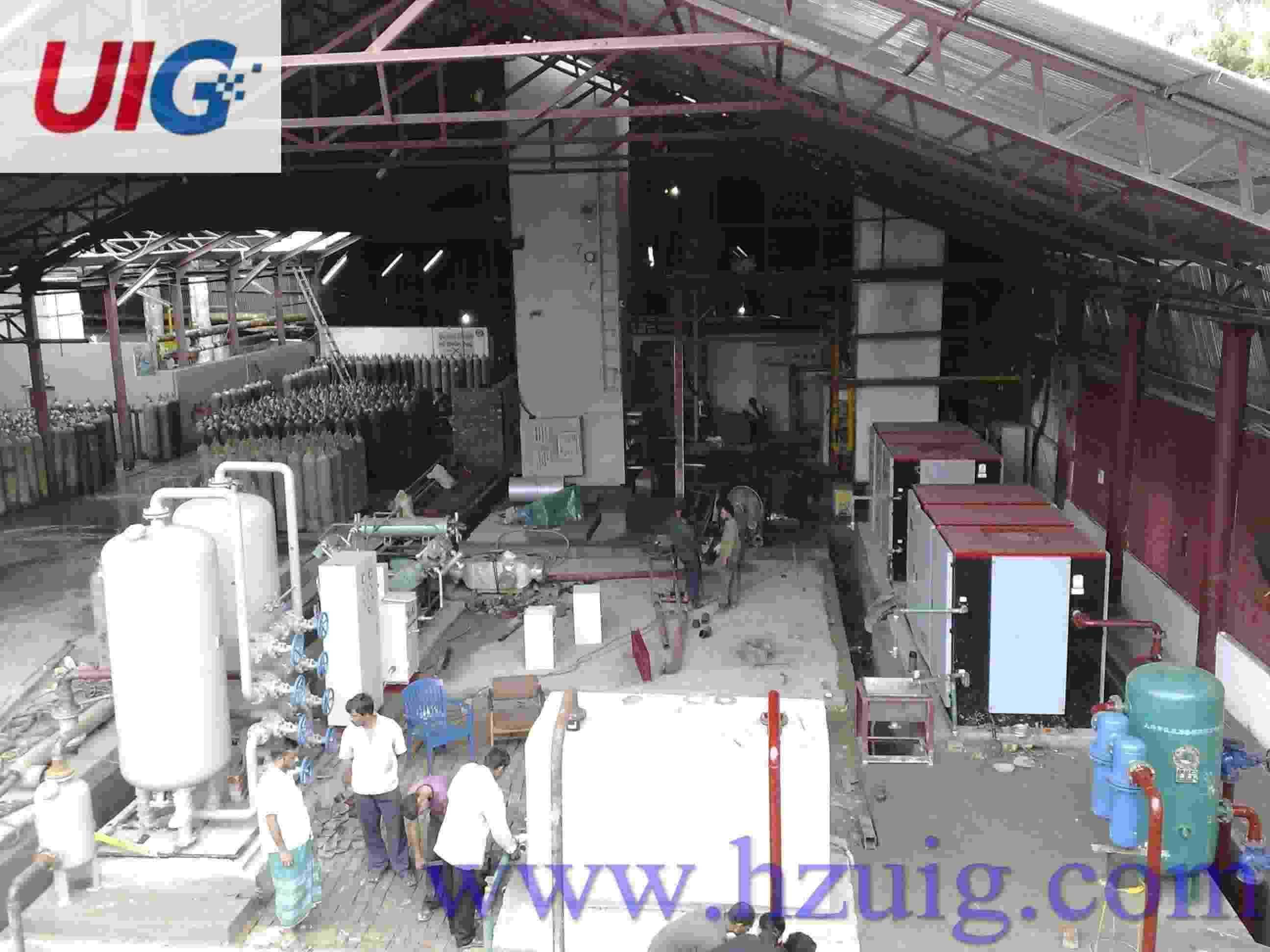 Air Separation Plant- Oxygen Gas Plant- Nitrogen Plant