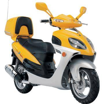 sell 125cc scooter, EEC approval, KM125ES-SX