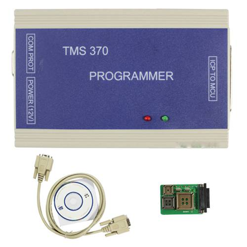 TMS370 Mileage Programmer