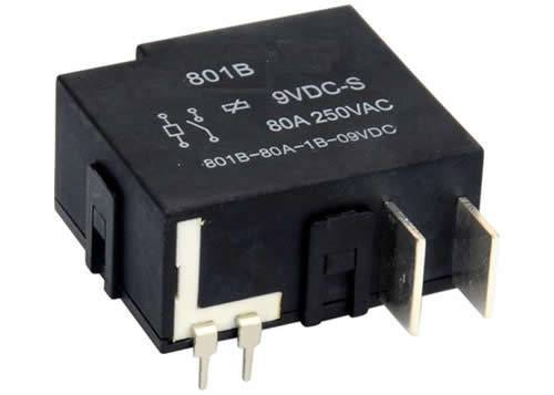 latching relay 801B