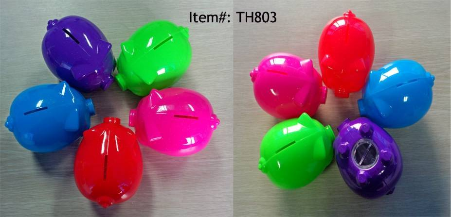 Colorful Piggy Bank TH803