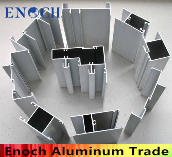 aluminum bar ,profile,tool,for window and door ENC3001