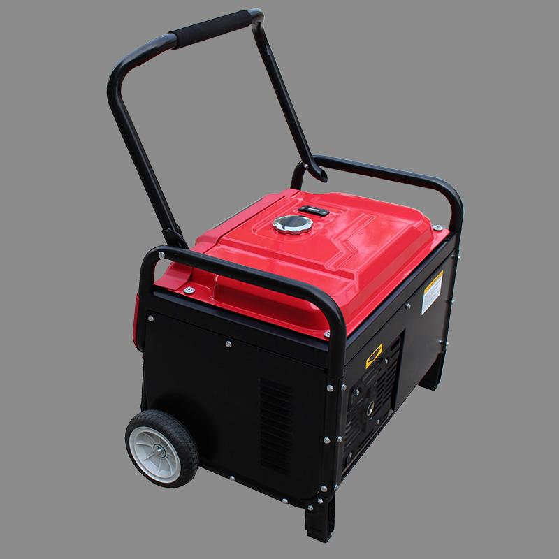 3.5kv 5.5kv 8kv small size easy power generator