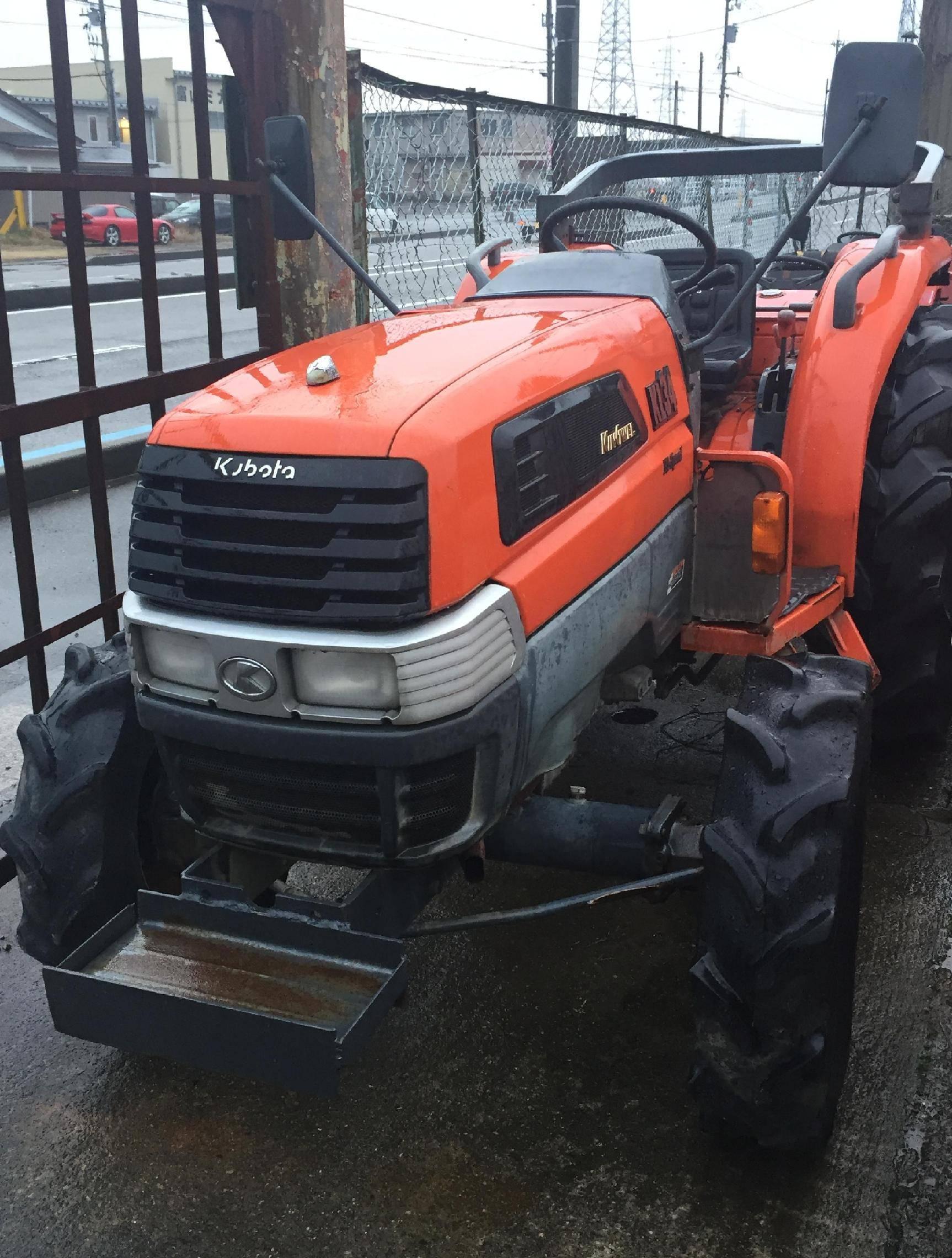Used Tractor Kubuta KL34