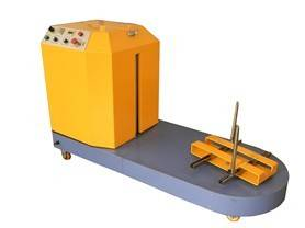Luggage wrapping machine made in Guonuopack