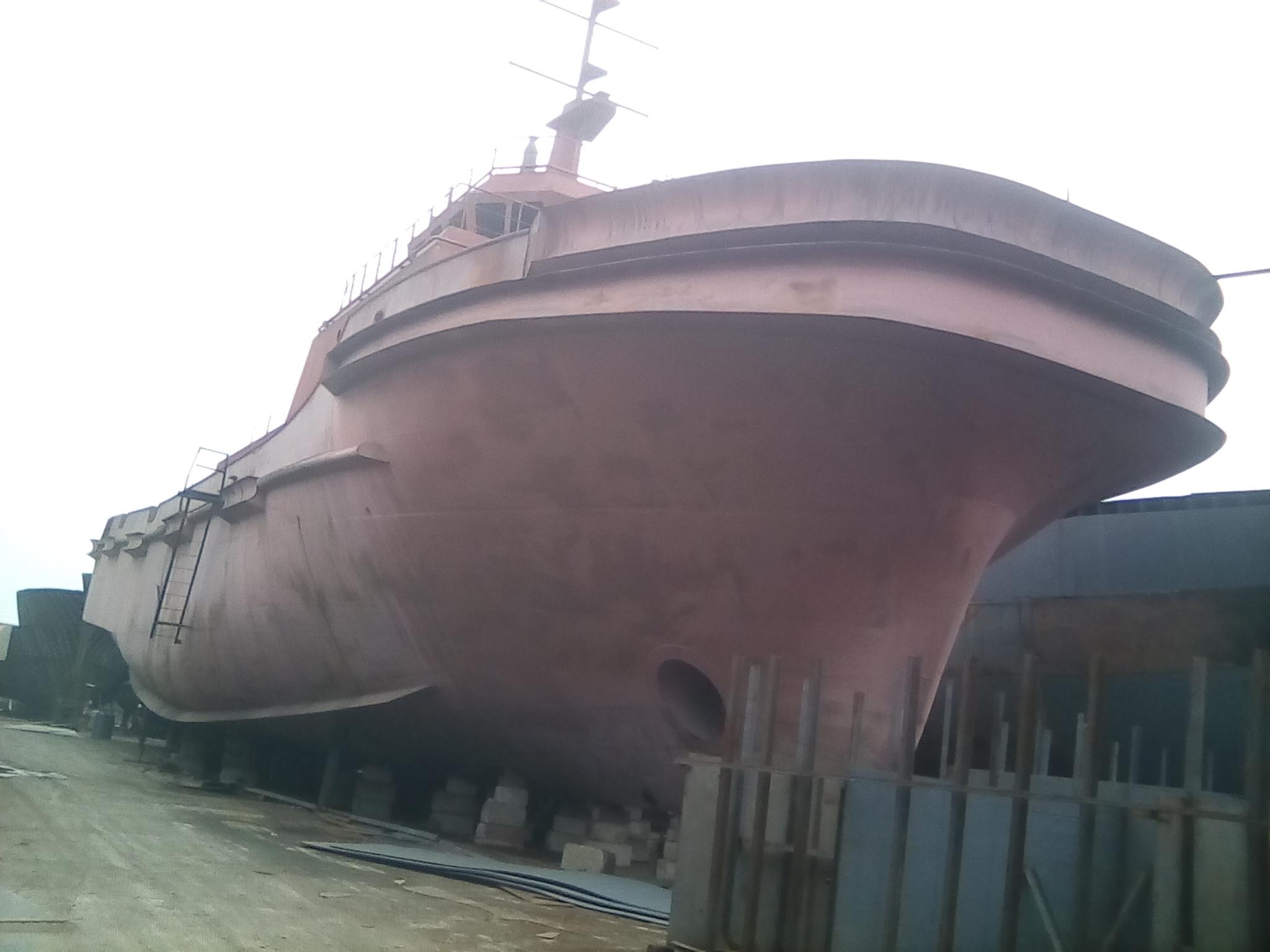 rotary propulsion tug