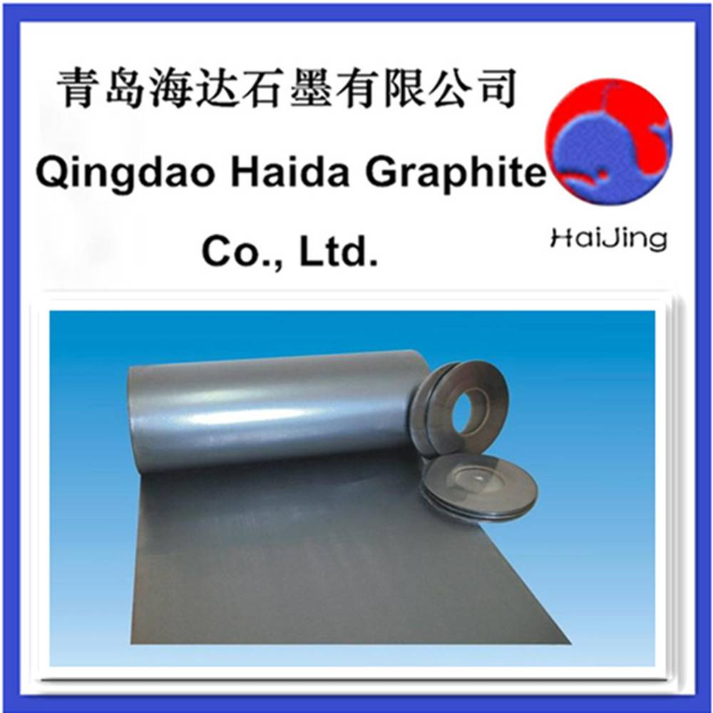Flexible graphite sheet