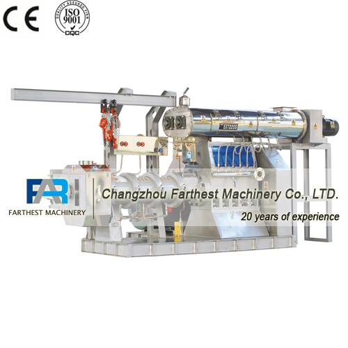 Dog Food Extruder Dry Food Pellet Making Machine