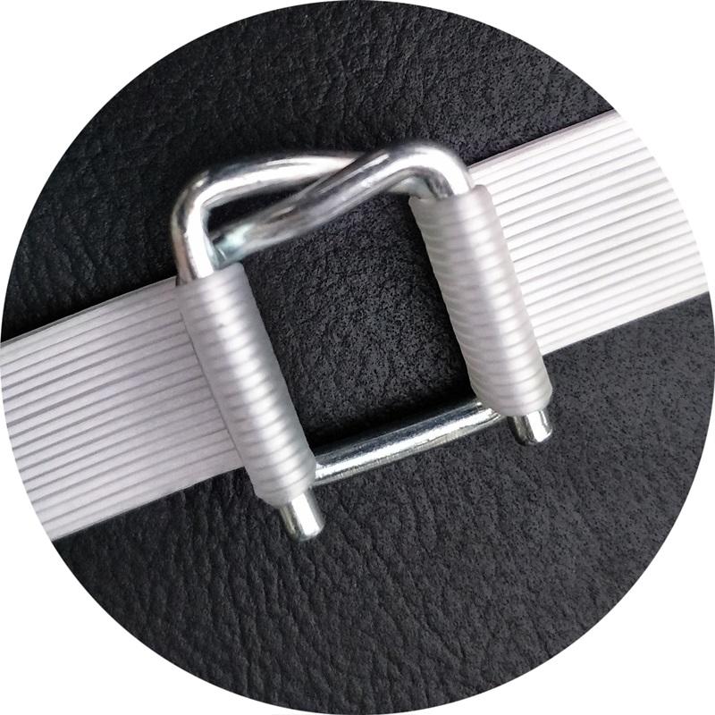 Galvanized Steel Wire Buckle 13mm-40mm