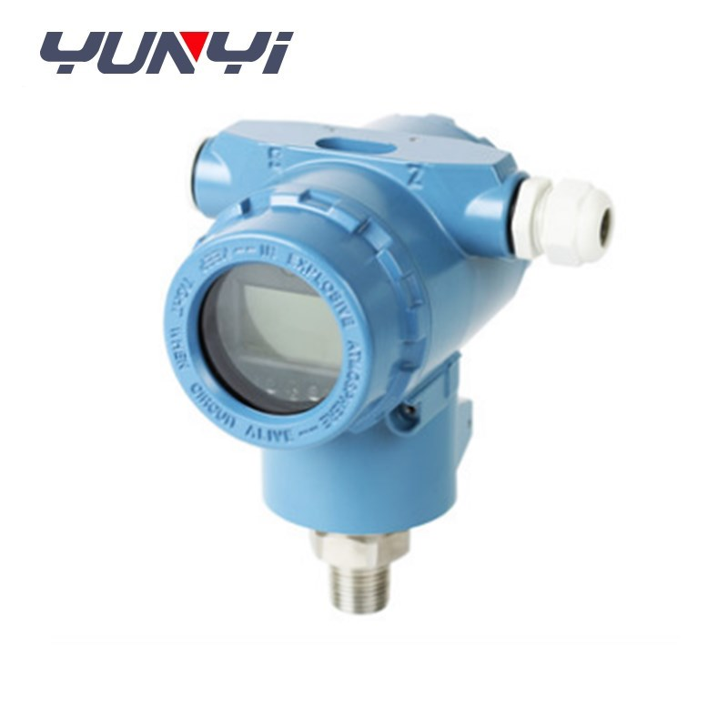 capacitive pressure transducer