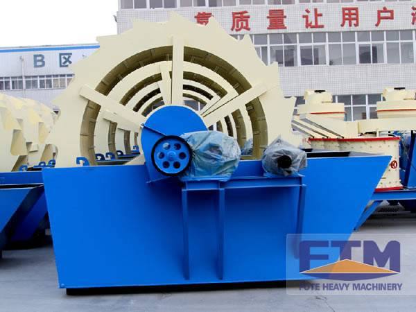 Sand Wash Plant In India/Industrial Sand Washing Machine