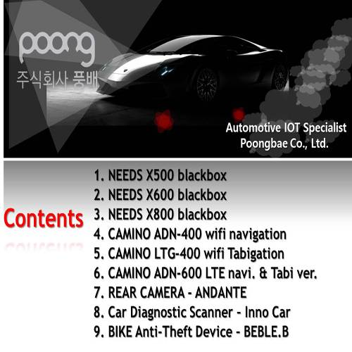 looking for a dealer or customer for our car supplies like car black box or car navigation