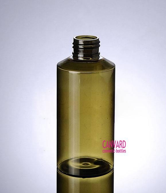30ml-100ml-150ml oblique shoulder PET bottle
