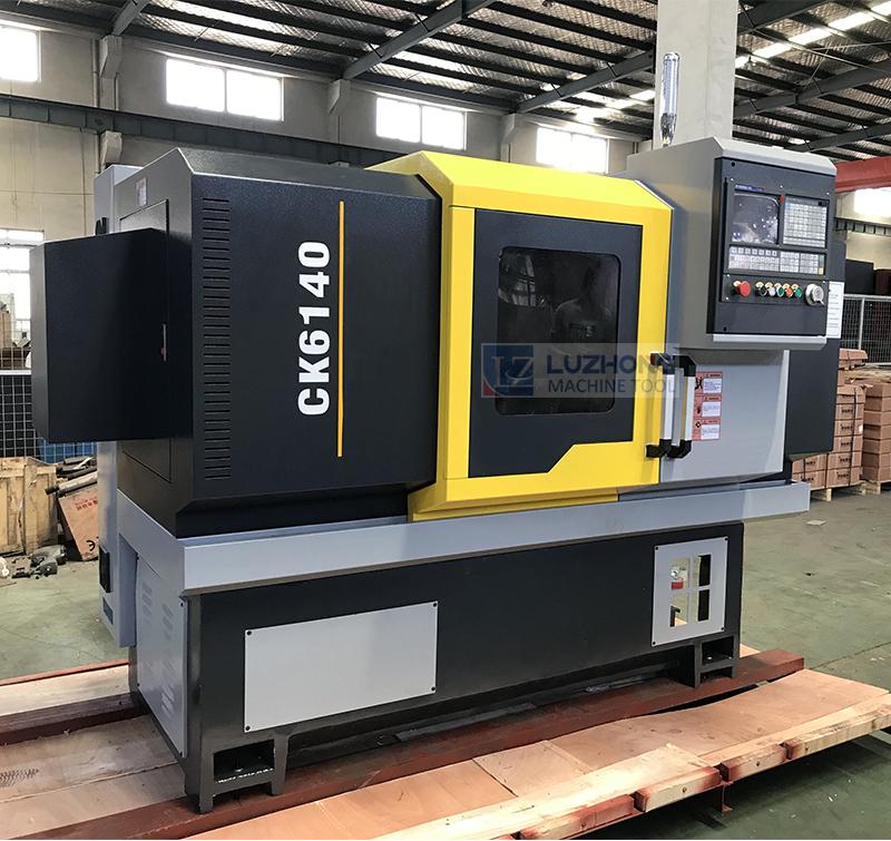 CNC Horizontal Lathe Factory China