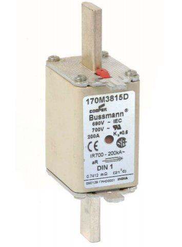 170M3814,Bussmann fuse,Eaton Bussmann