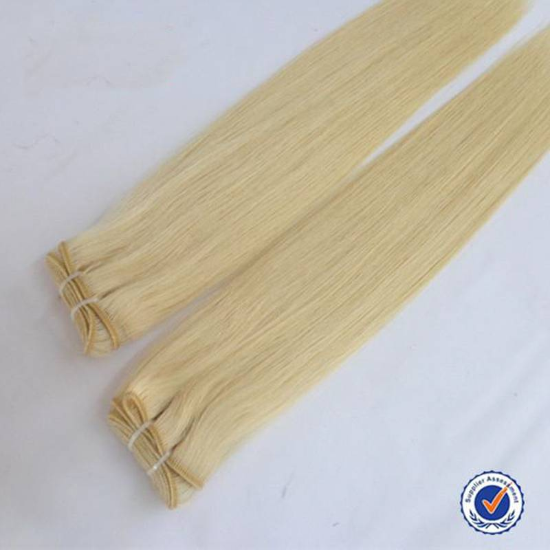 supply 100% human hair weaving