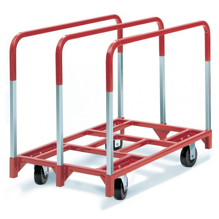Raymond Panel mover with red color vinyl coating( Panel Mover 3860)