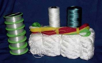 Fishing Twine(Nylon,PP,Polyester,PE)