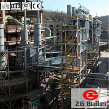 glass industry waste heat steam boiler