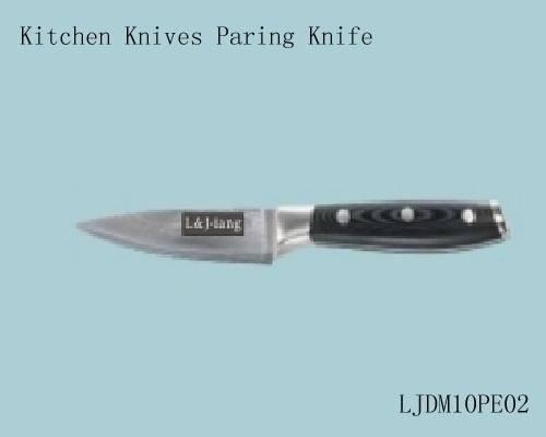 Kitchen Knives Paring Knife