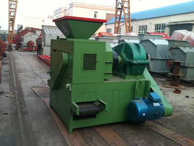 How to make coal briquette machine with highest balling rate and capacity?