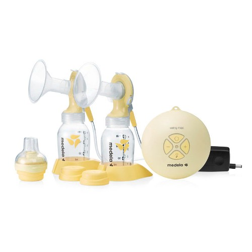 Double Electric Breast Pump with Calma