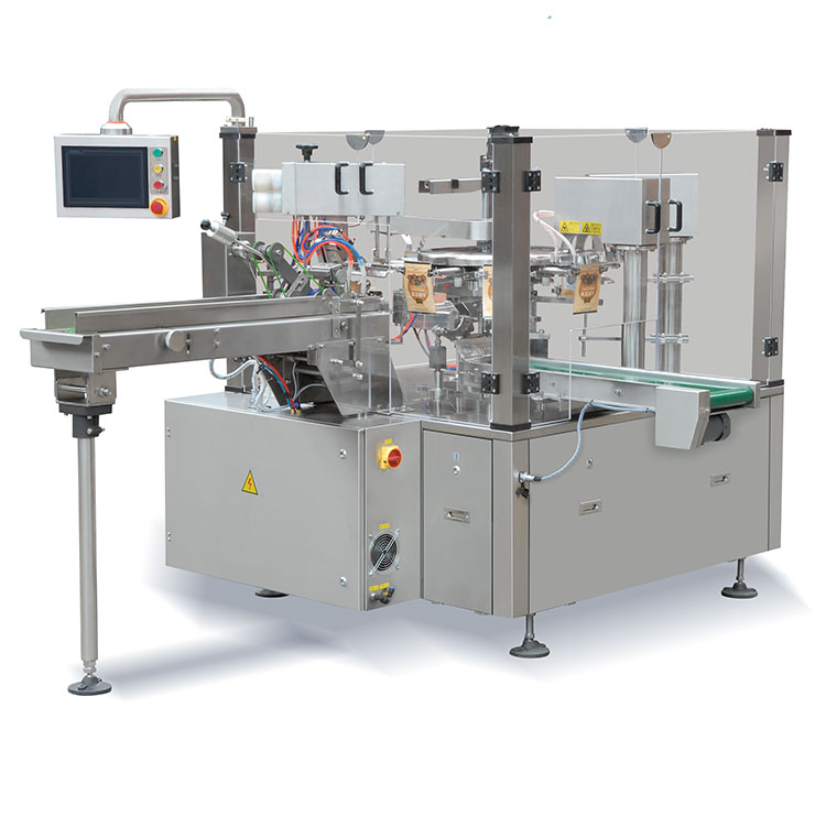 Automatic Rotary Pre-made Bag Packaging Machine 200D