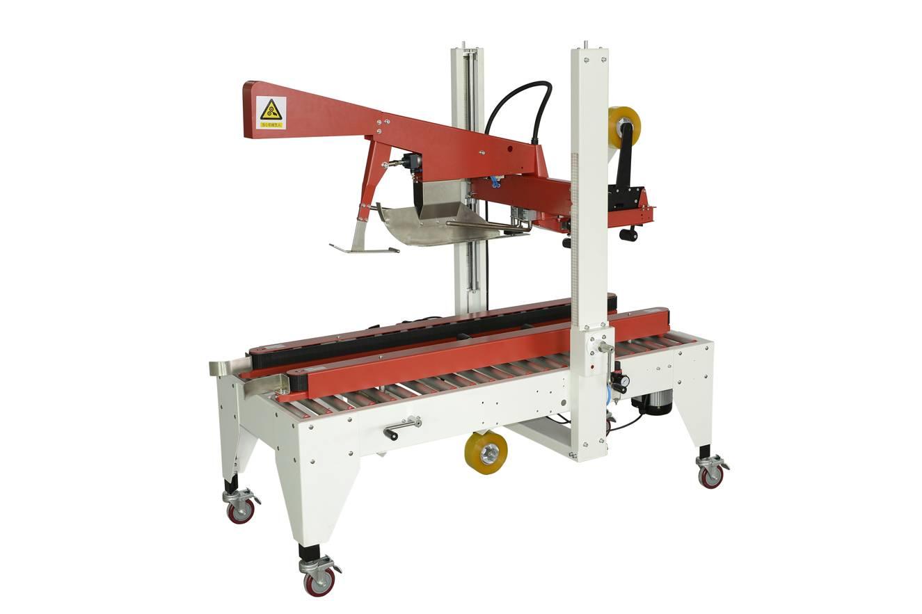 Automatic folding carton sealer -Guonuopack