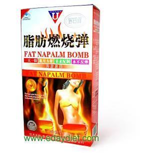 Fat Napalm Bomb