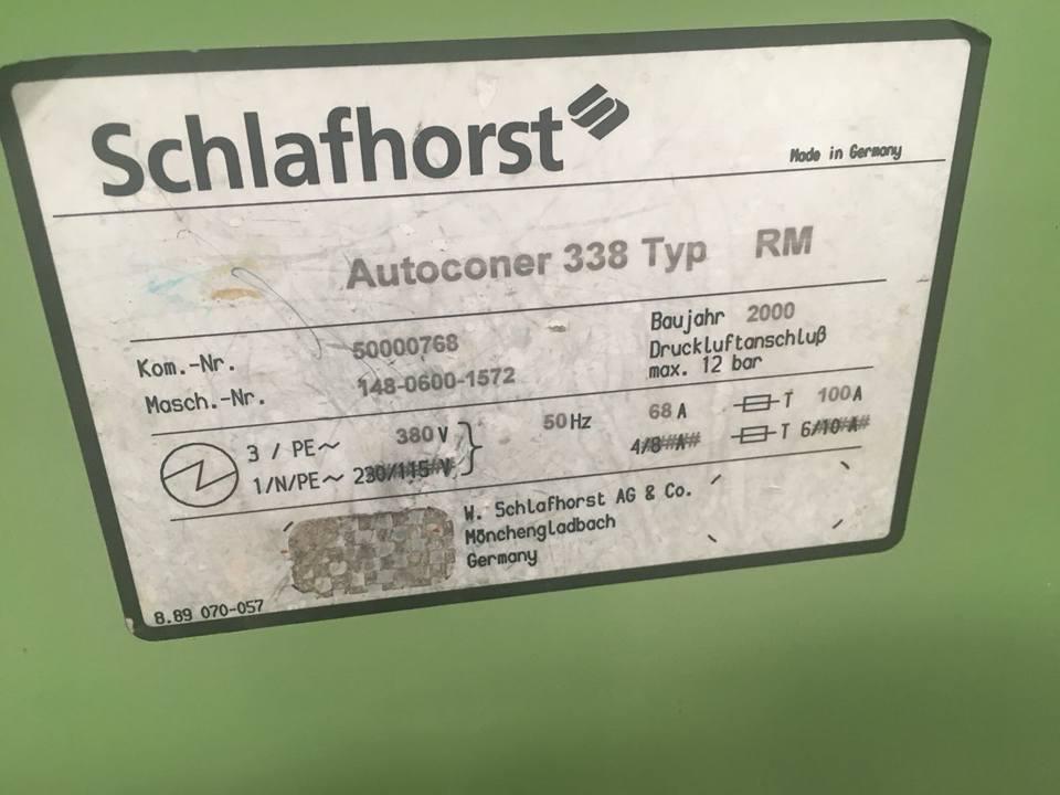 338 schlafhorst
