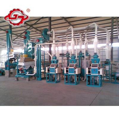 Small Maize Flour Millers,Maize Flour Milling Machine