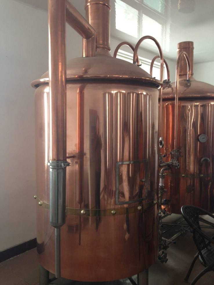 Micro Beer Brewery Equipment