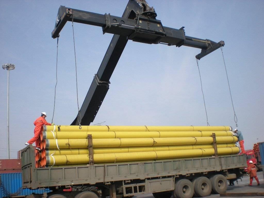 API 5L PSL1/PSL2 line tube / line pipe