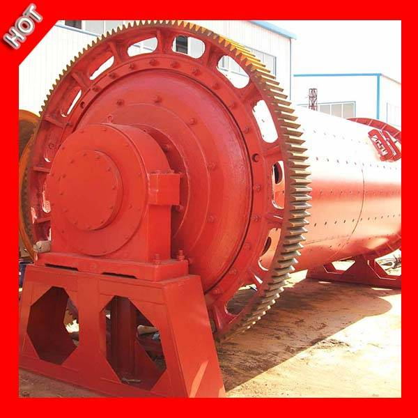 Automatic Running Mine Ball Mill