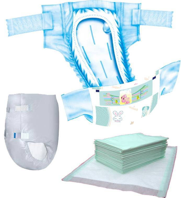 Diapers (Baby & Adult)
