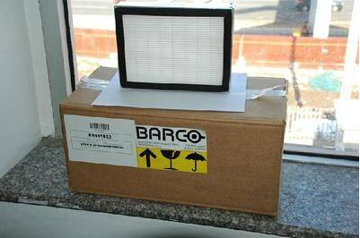 R9842800 Barco filter