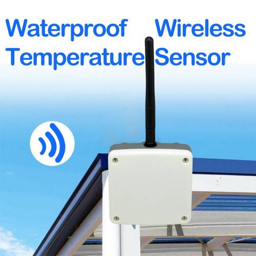 Waterproof Wireless Temperature Sensor KIT