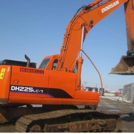 Used Doosan Daewoo DH225LC-7 Crawler Excavator,Used Doosan Daewoo DH225LC-7 Excavator