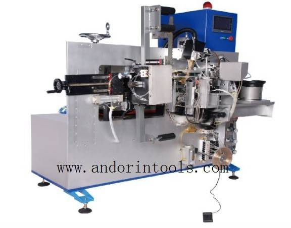 Automatic Brazing Machine for Band Saw Blades