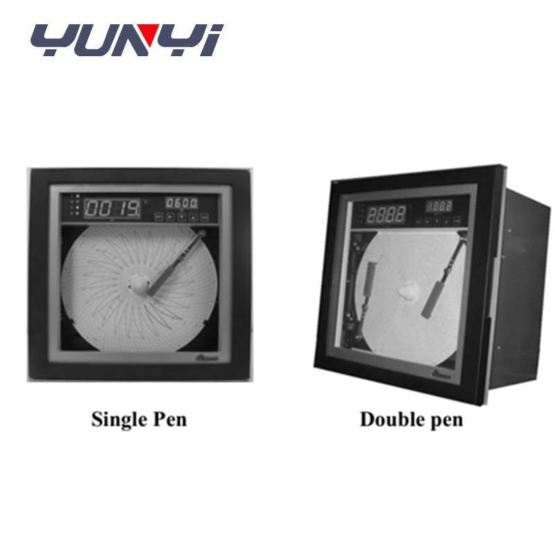 high quality Pressure temperature paper chart recorder