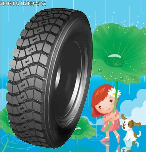 Commercial Truck Tyre