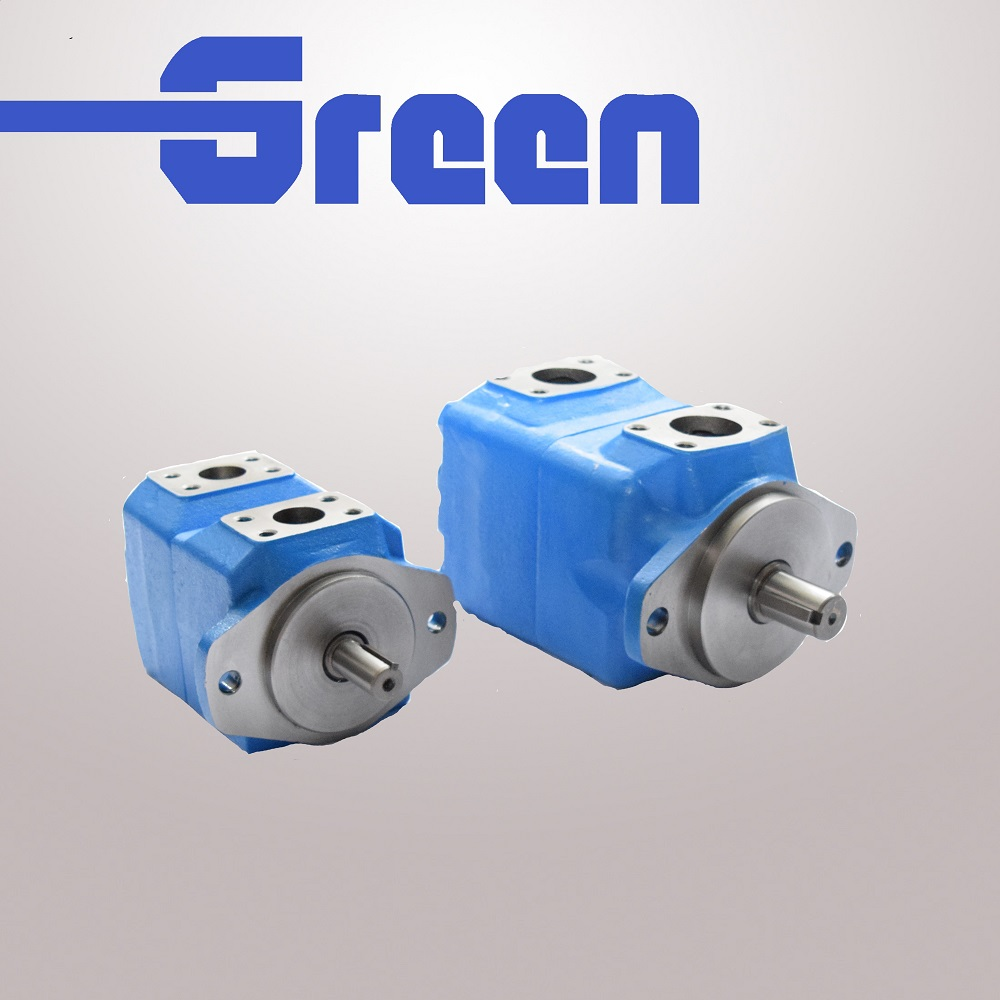 eaton Vickers VQH series hydraulic pumps and pump parts for boats