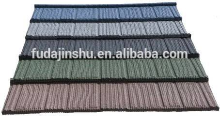Cheap metal building material Color Steel Roof Tiles